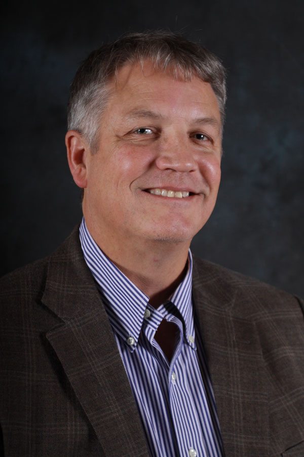 Board Member Dr. Alan Erickson